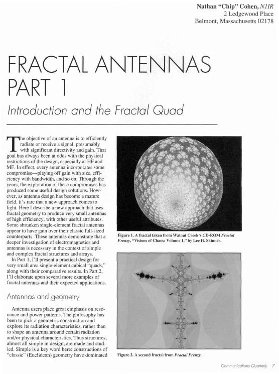 Fractal Antenna Systems - About Us